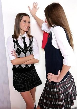Lesbian Schoolgirl Porn Pictures