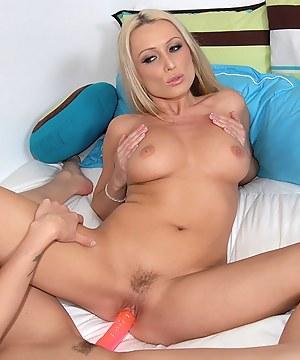Lesbian Dildo Porn Pictures