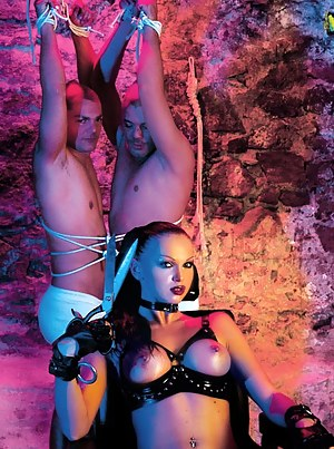 Lesbian MMF Porn Pictures